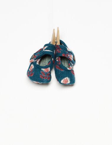 Chaussure boutis vert foncé - Voir tout > - Nícoli
