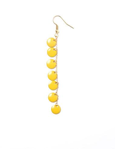 Yellow circles earrings - View all > - Nícoli