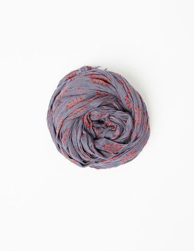 Rust buti mini scarf - View all > - Nícoli