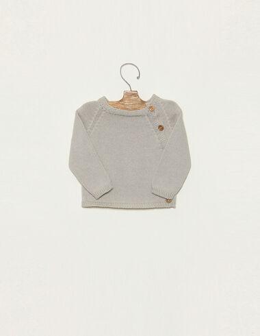 Jersey botones niebla - Jerséis - Nícoli
