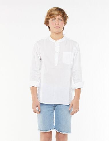 Camisa mao blanca - Camisas - Nícoli