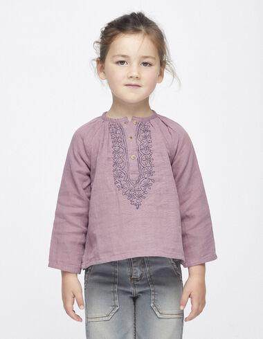 Chemise mûre à boutons - Chemises - Nícoli