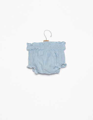 Blue bloomers - View all > - Nícoli