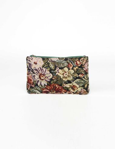 Flowers make-up bag - New in - Nícoli