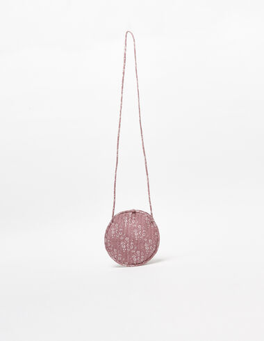 Berry flower shoulder bag - View all > - Nícoli