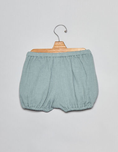 Light green baby bloomers - View all > - Nícoli