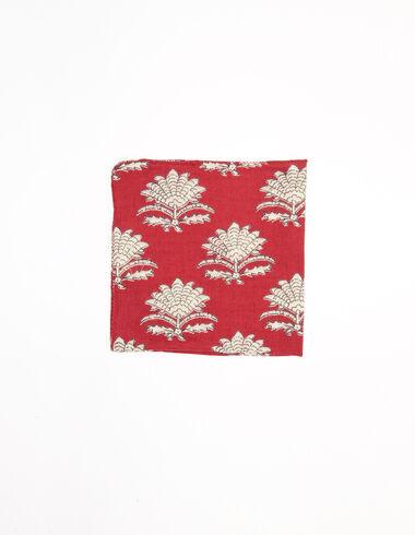 Foulard fleur indienne chaudron - Voir tout > - Nícoli