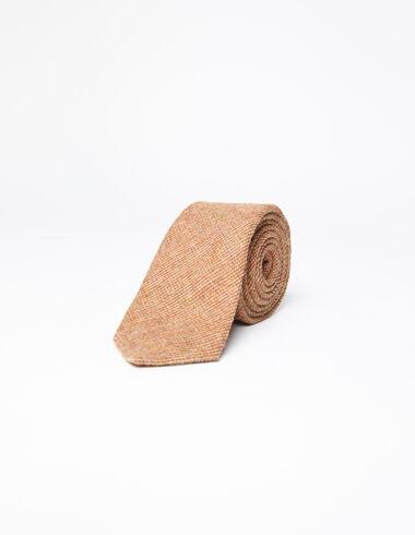 Cravate carreau orange  - Voir tout > - Nícoli