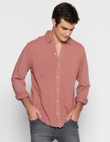 Polo chemise fraise pour garçons - Voir tout > - Nícoli