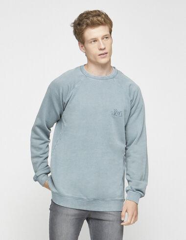 "Sweatshirt vert ""Nícoli"" - Voir tout > - Nícoli"