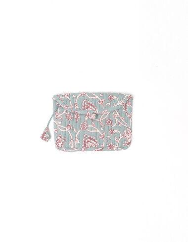 Porte monnaie imprimé indien - Essentials - Nícoli