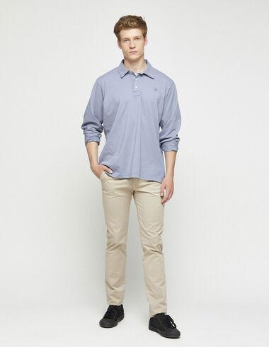 Pantalon chino beige - Voir tout > - Nícoli