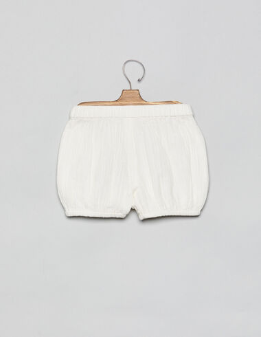 Off-white baby bloomers - View all > - Nícoli