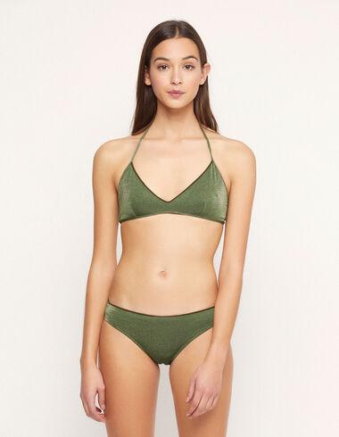 Bikini lurex vert - Voir tout > - Nícoli