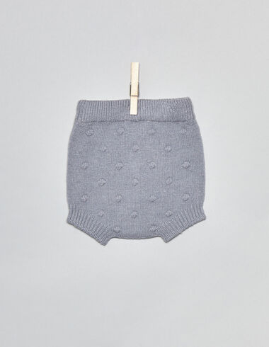 Lavender bobble baby bloomers - Bloomers - Nícoli