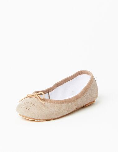 Girl's star ballet pumps - Footwear - Nícoli