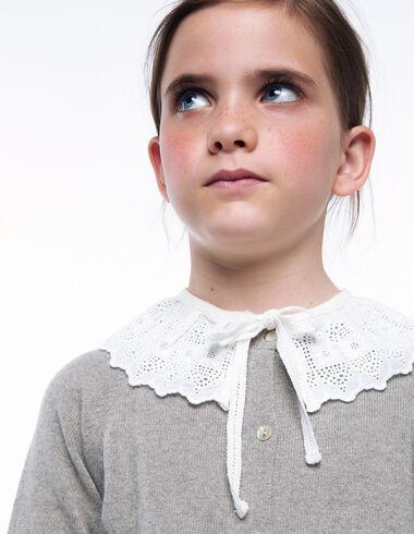Cuello encajes crudo - Cuellos - Nícoli
