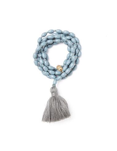Green pompom necklace - View all > - Nícoli