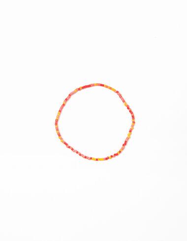 Bracelet billes orange - Accesoires - Nícoli