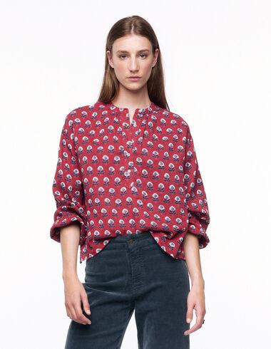 Camisa manga farol botones buti caldero - Ver todo > - Nícoli