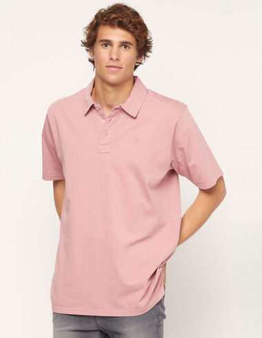 Strawberry polo shirt - Polo shirts - Nícoli