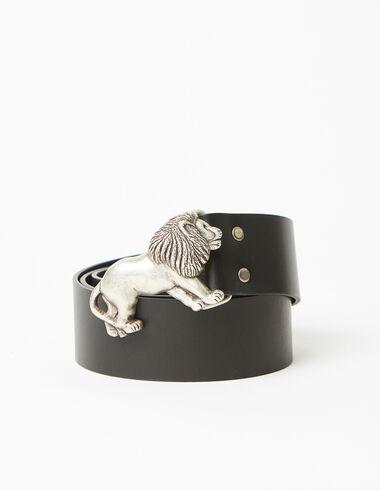 Silver lion belt - View all > - Nícoli