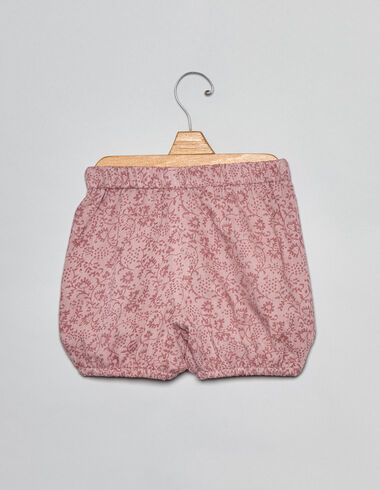 Strawberry flower baby bloomers - Bloomers - Nícoli