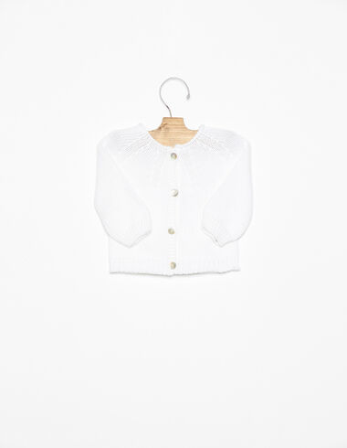 Chaqueta botones blanca - Ver todo > - Nícoli