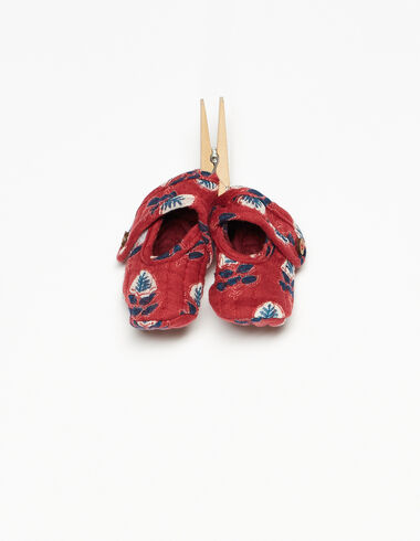 Terracotta buti shoe - View all > - Nícoli