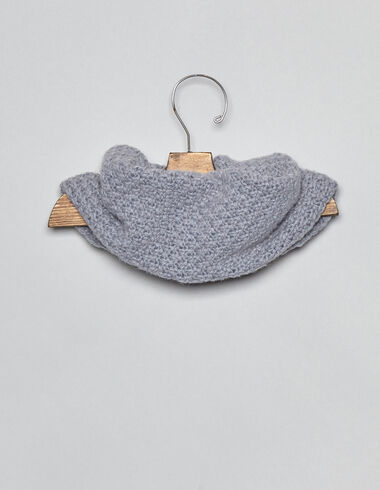 Lavender baby snood - View all > - Nícoli