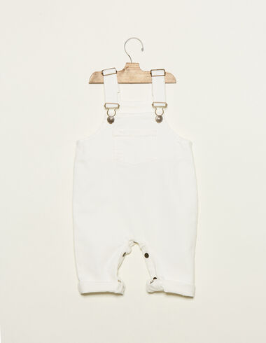 White dungarees - View all > - Nícoli