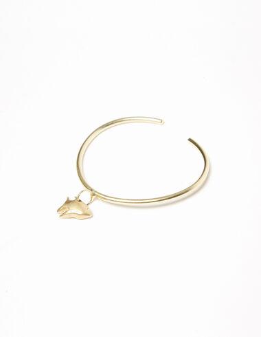 Gold fish bracelet - Bracelets - Nícoli