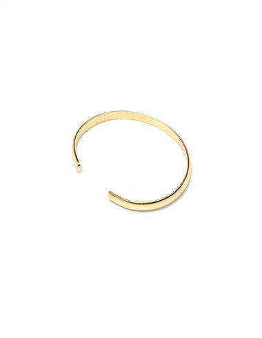 Pulsera mediana dorada - Golden Collection - Nícoli