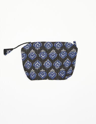 Vanity boutis anthracite et bleu - Voir tout > - Nícoli