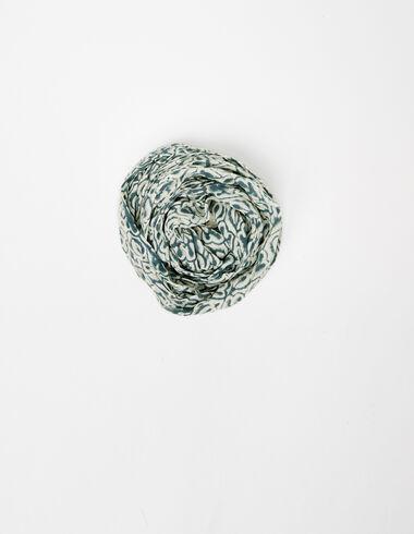 Foulard imprimé indien vert - Voir tout > - Nícoli