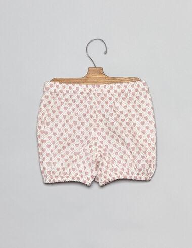 Pololo bebé corazones rosa - Ver todo > - Nícoli