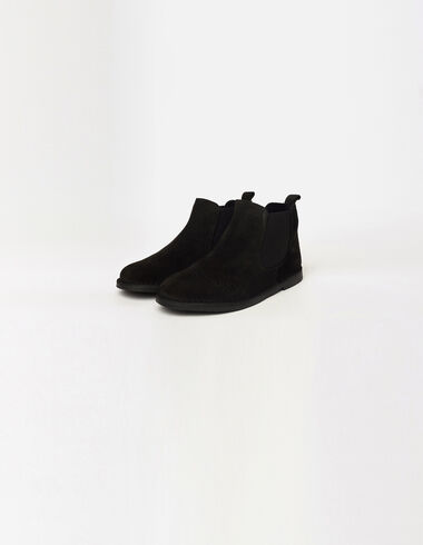 Black boots - Shoes - Nícoli