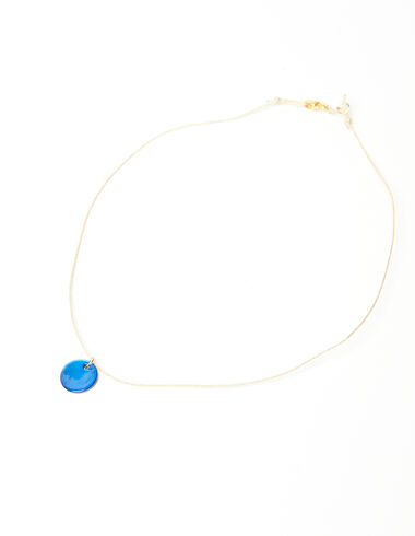 Blue Little Moon necklace - View all > - Nícoli