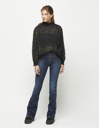 Flared jeans - Trousers - Nícoli