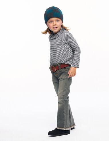 Grey flared jeans - Denim guide - Nícoli