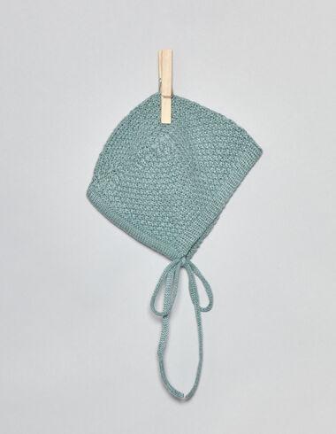 Beguin vert clair point jersey pour bébés - Voir tout > - Nícoli