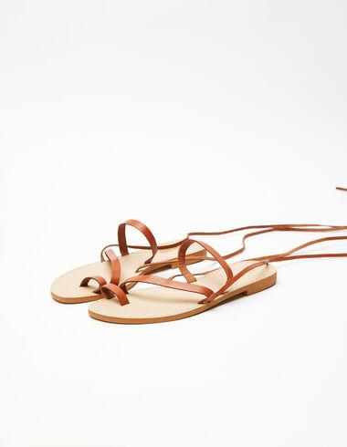 Sandales lanières sienne - Gift Ideas for Mum - Nícoli