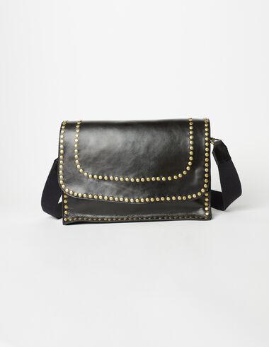 The 'N' Bag in black - Sister's Time - Nícoli