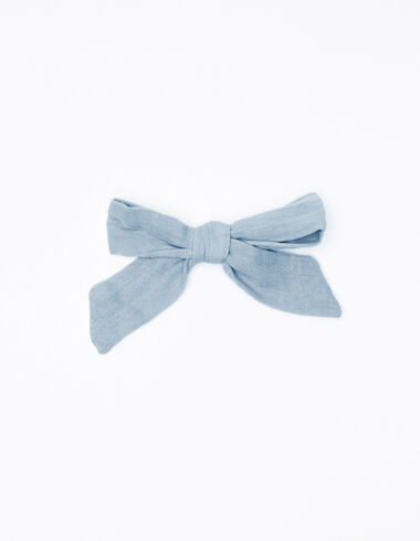 Blue bow - View all > - Nícoli