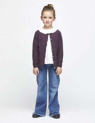 Jean large à poches - Pantalons - Nícoli