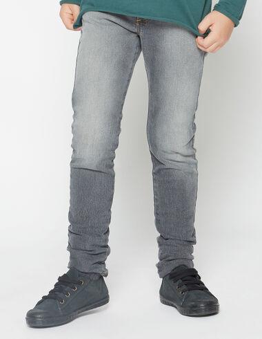 Sim en jean gris pour petits garçons - Voir tout > - Nícoli
