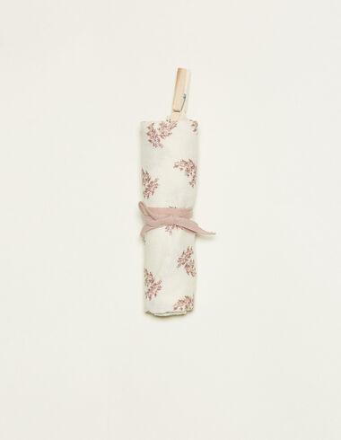 Gasa ramos rosa - Ver todo > - Nícoli