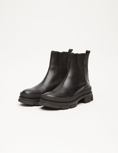 Black chelsea boots - New in - Nícoli