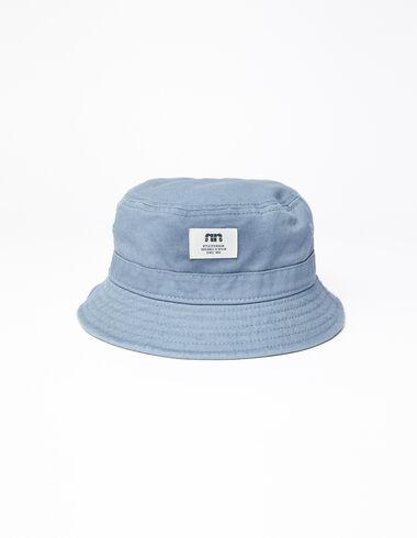 Bonnet « N » bleu foncé - Rainy Days - Nícoli