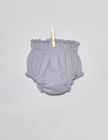 Lavender newborn bloomers - Bloomers - Nícoli